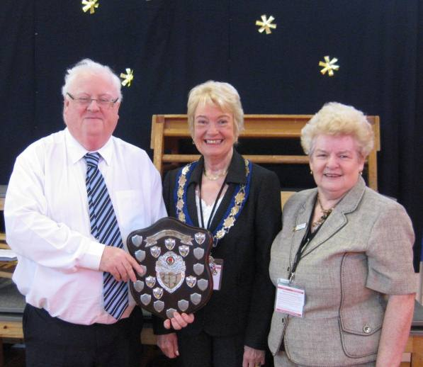 Preston Soroptimists' Guild Shield 2010