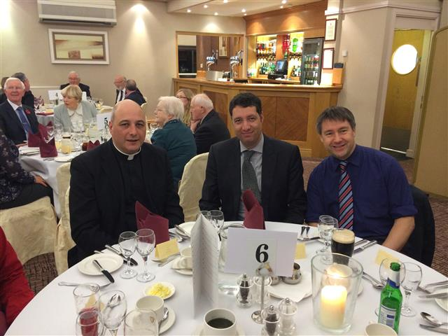 Guild of St Stephen Meal
