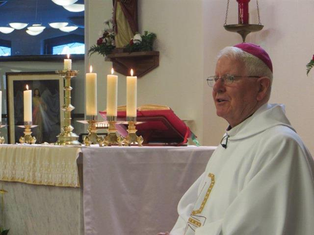 Bishop Michael Campbell