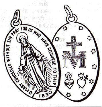 Lady of the Miraculous Medal